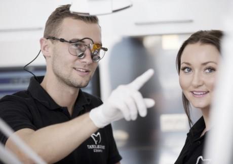 Tandlægerne hos Tandlægerne på Østerbro er specialister i tandlægeskræk
